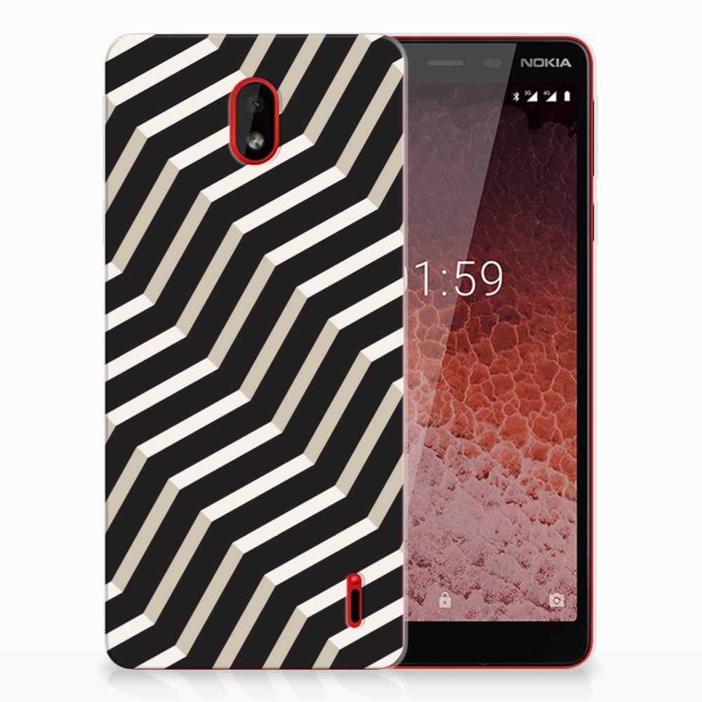 Nokia 1 Plus TPU Hoesje Illusion