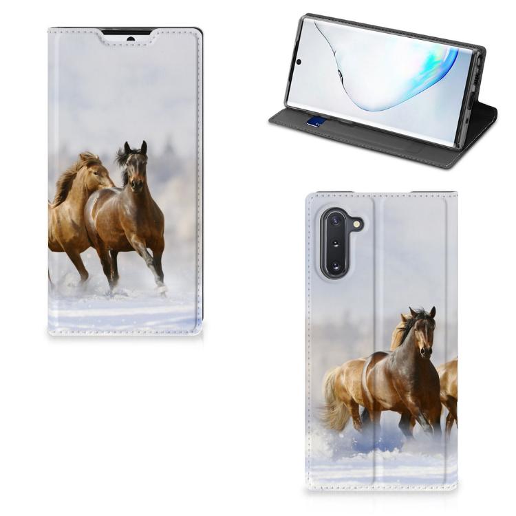 Samsung Galaxy Note 10 Hoesje maken Paarden