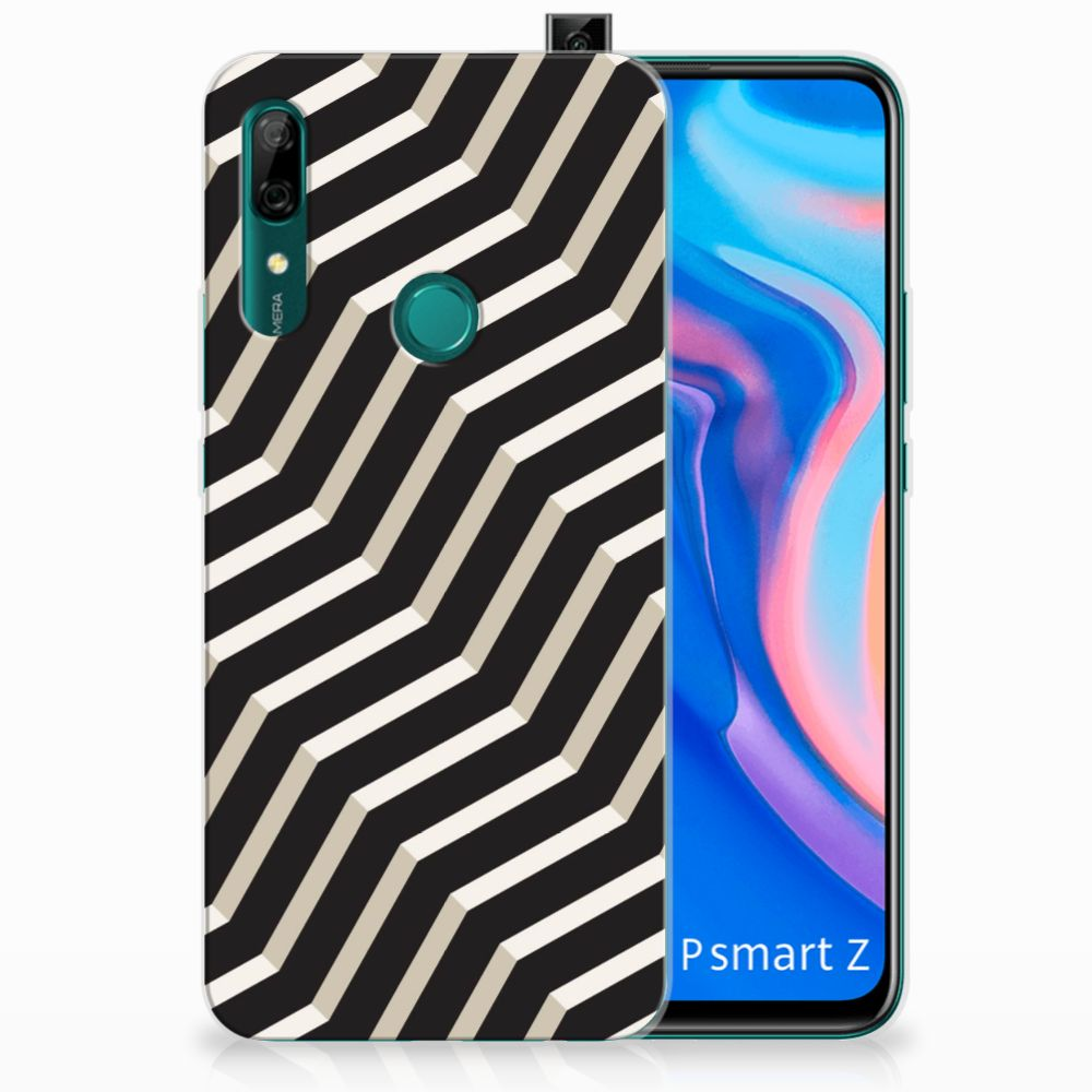 Huawei P Smart Z TPU Hoesje Illusion