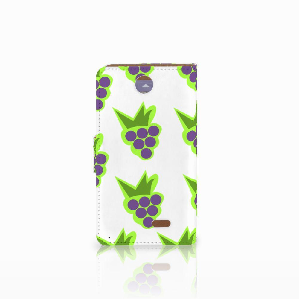 HTC Desire 310 Book Cover Druiven