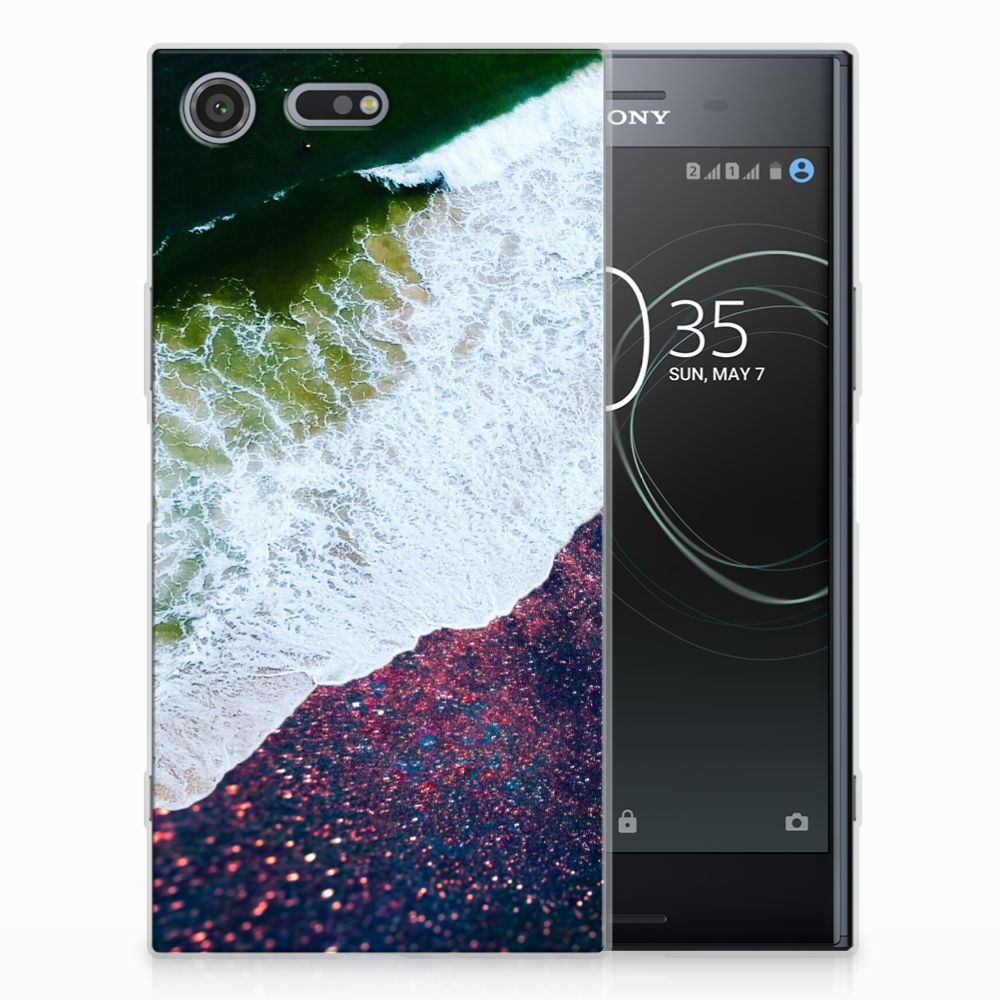 Sony Xperia XZ Premium TPU Hoesje Sea in Space