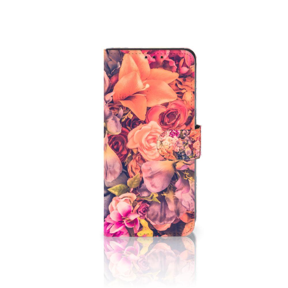 Huawei Mate 20 Lite Boekhoesje Design Bosje Bloemen