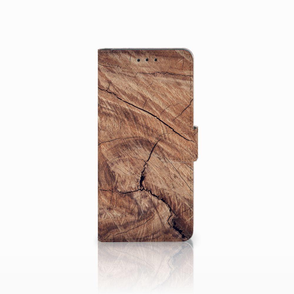 Huawei Mate 20 Pro Boekhoesje Design Tree Trunk