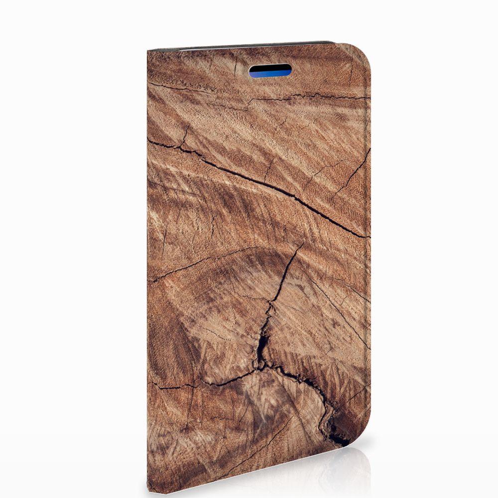 Apple iPhone X | Xs Standcase Hoesje Design Tree Trunk
