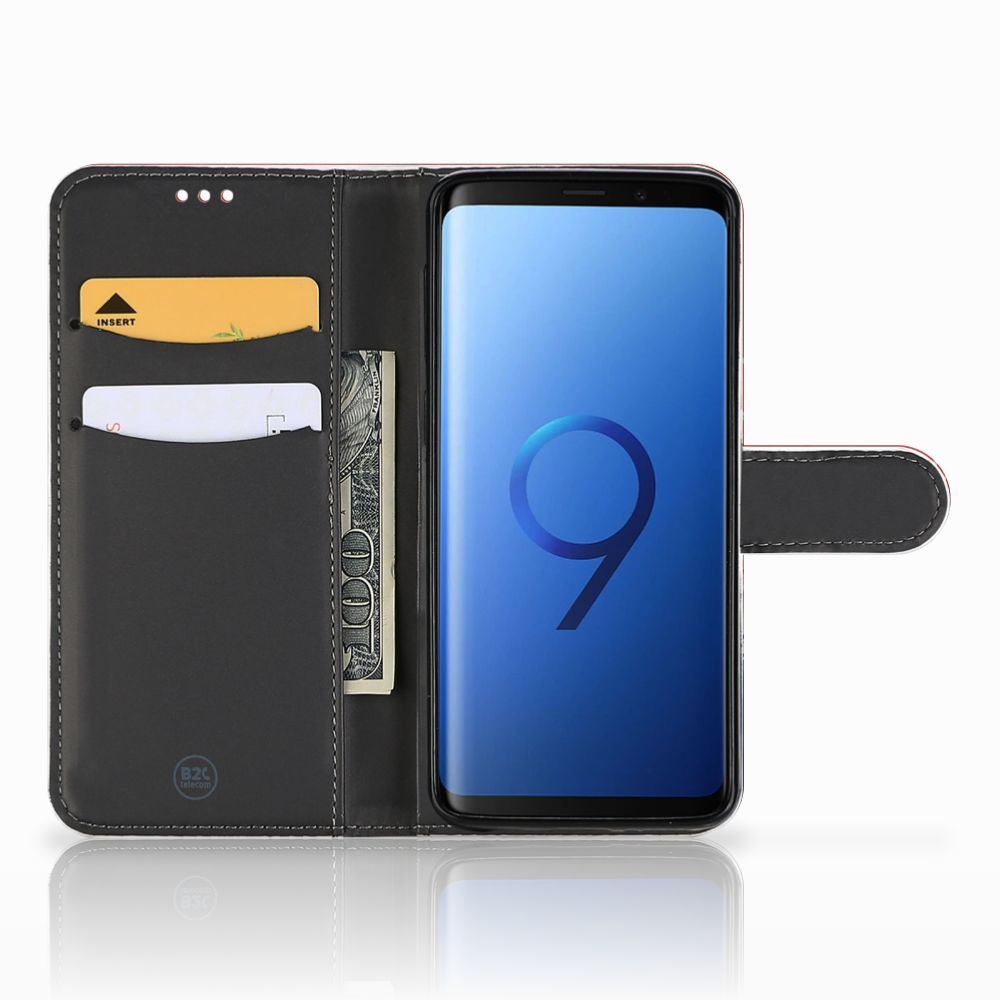Samsung Galaxy S9 Plus Bookstyle Case Nederland