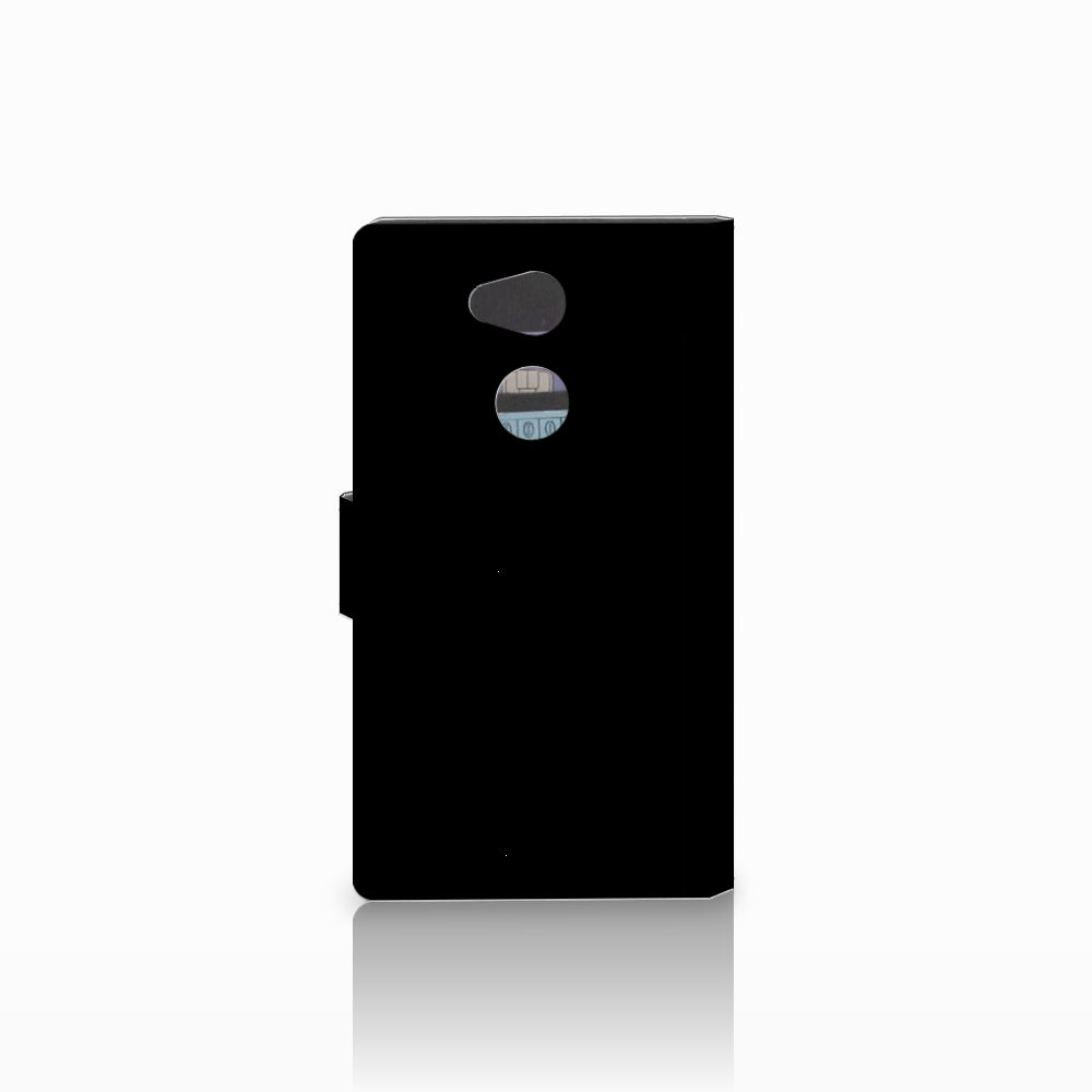 Sony Xperia L2 Book Cover Whiskey