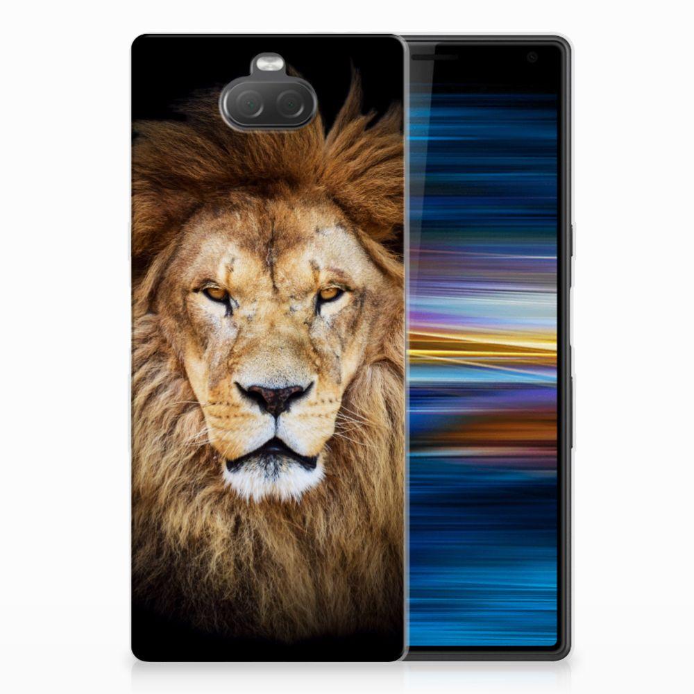 Sony Xperia 10 Leuk Hoesje Leeuw