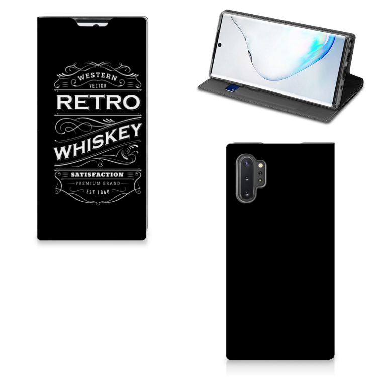 Samsung Galaxy Note 10 Plus Flip Style Cover Whiskey