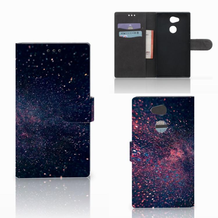 Sony Xperia L2 Bookcase Stars