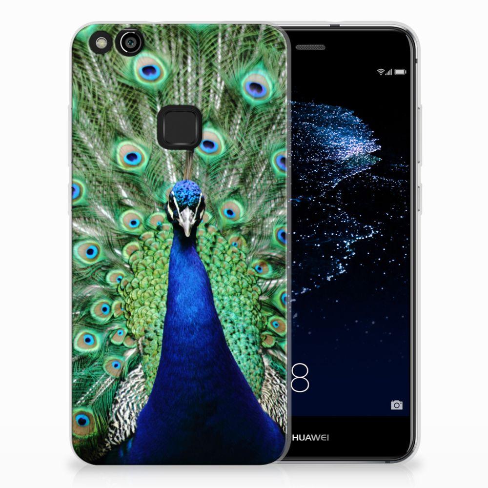 Huawei P10 Lite TPU Hoesje Design Pauw