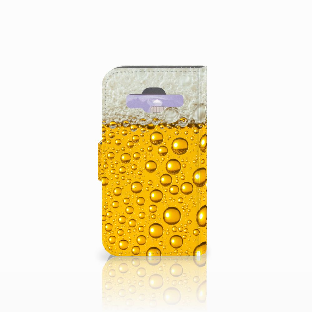 Samsung Galaxy Core Prime Book Cover Bier