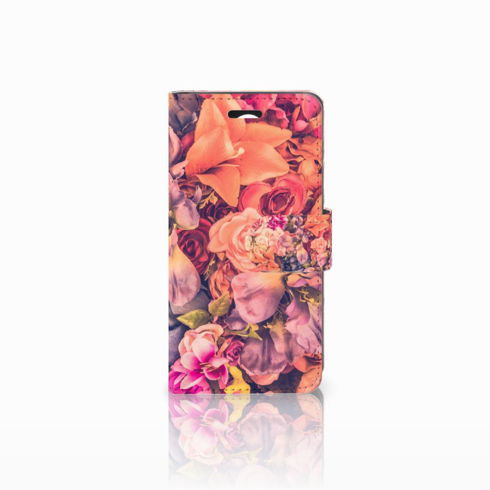 Huawei Y3 2 | Y3 II Boekhoesje Design Bosje Bloemen