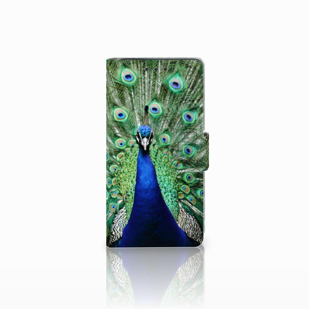 Sony Xperia X Boekhoesje Design Pauw