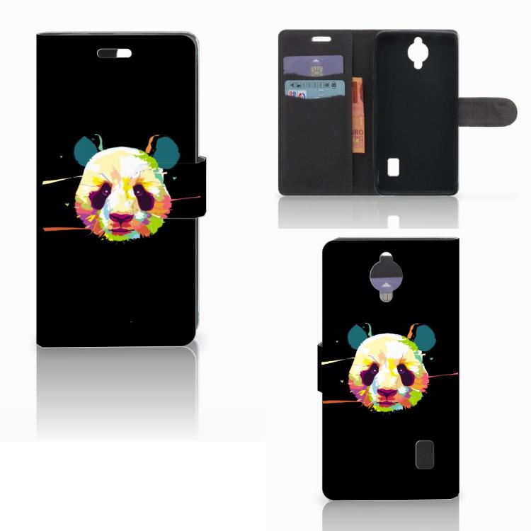 Huawei Y635 Leuke Hoesje Panda Color