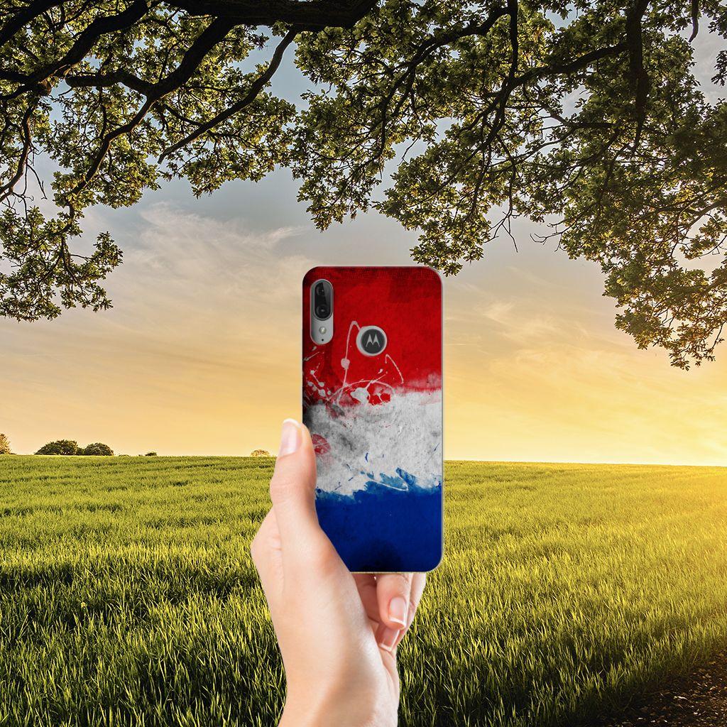 Motorola Moto E6 Plus Hoesje Nederland