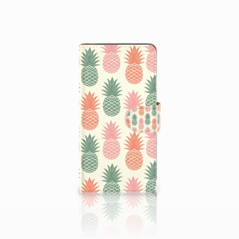 Google Pixel Boekhoesje Design Ananas