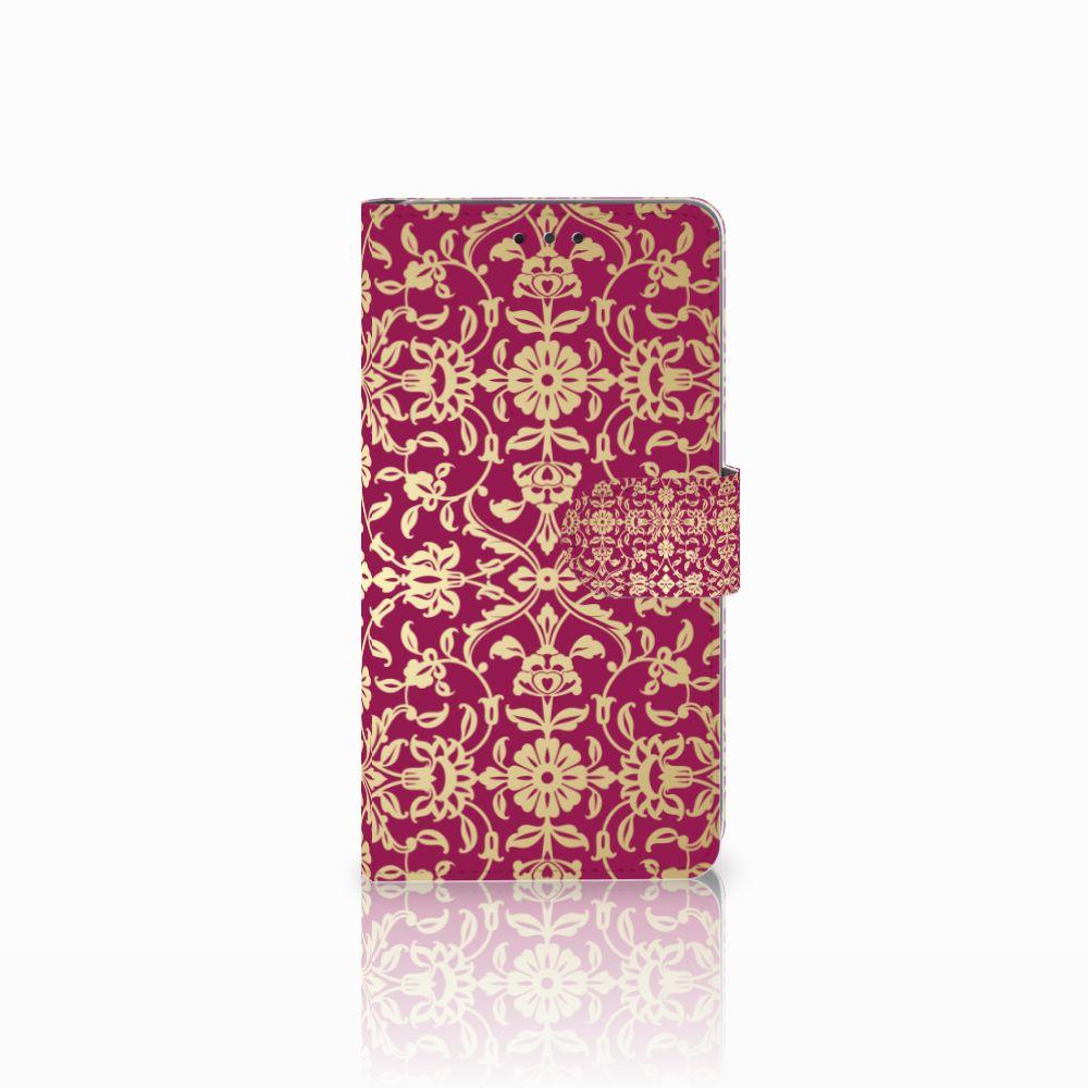 LG G4 Boekhoesje Design Barok Pink