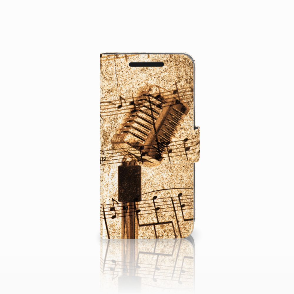 HTC One M9 Telefoonhoesje met foto Bladmuziek