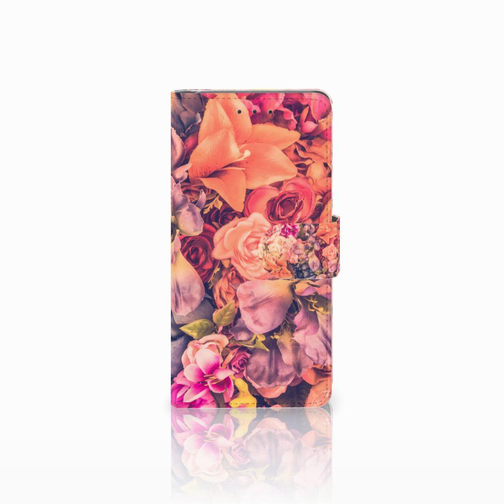 Samsung Galaxy Grand Prime | Grand Prime VE G531F Boekhoesje Design Bosje Bloemen