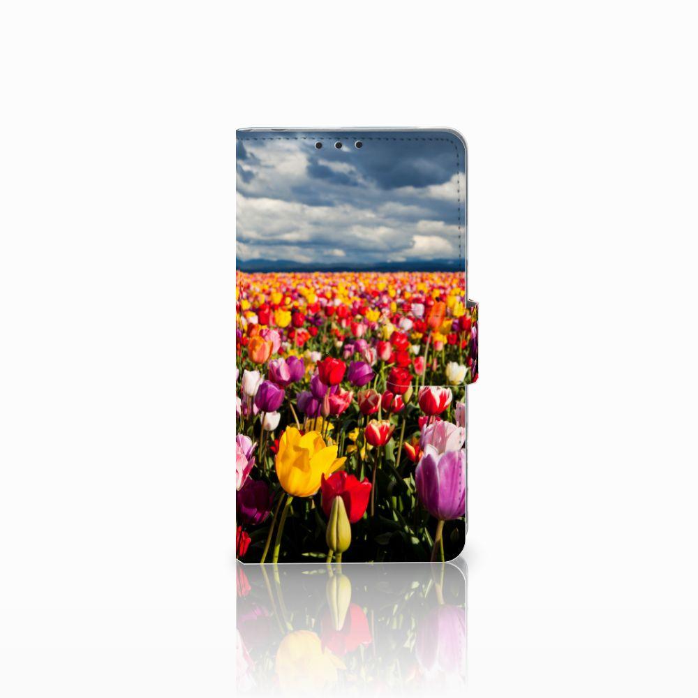 Sony Xperia Z1 Uniek Boekhoesje Tulpen