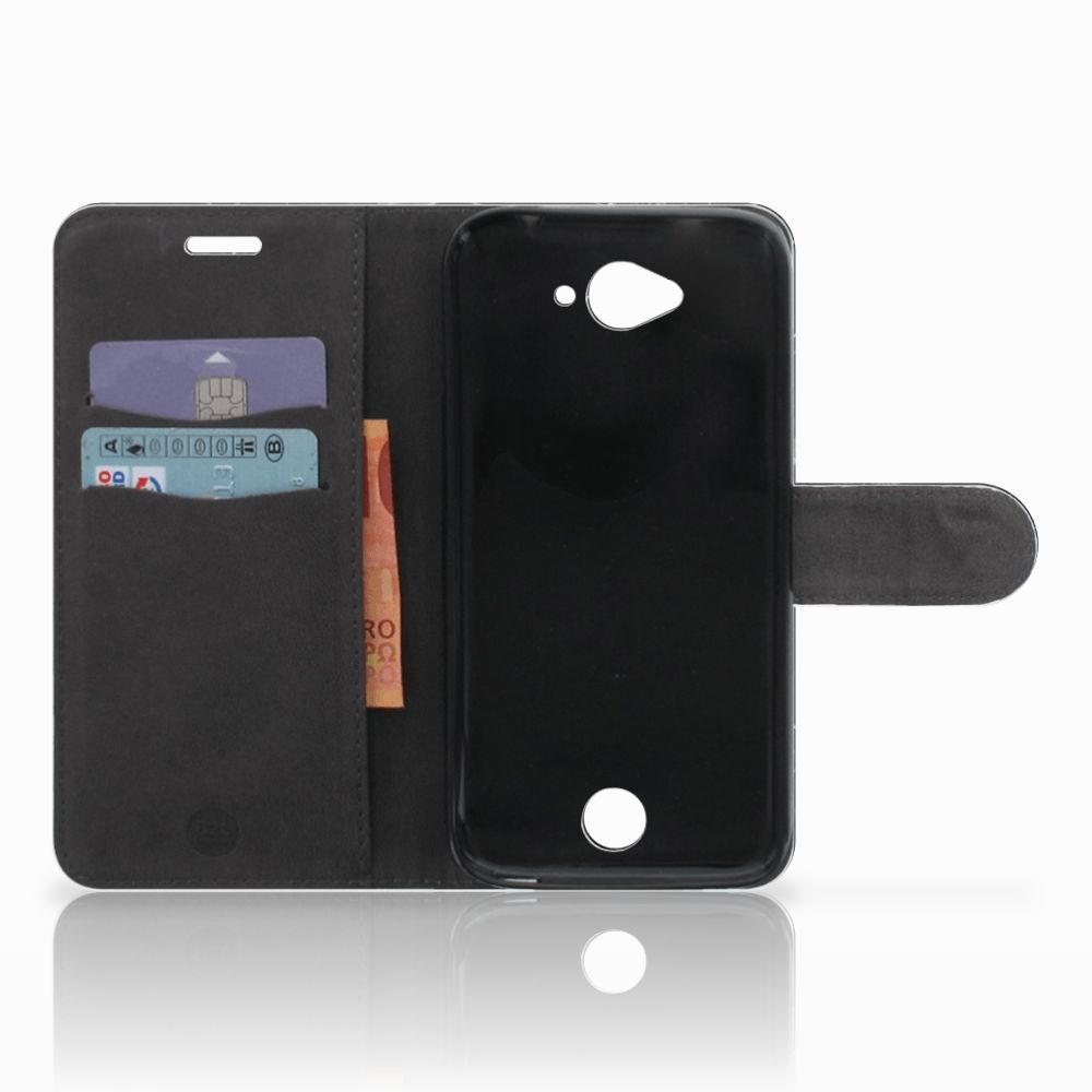 Acer Liquid Z530 | Z530s Bookcase Marmer Zwart