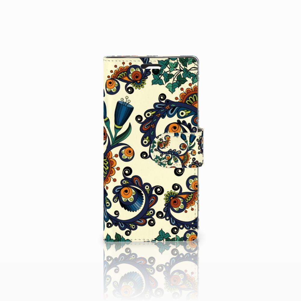 LG Spirit Boekhoesje Design Barok Flower