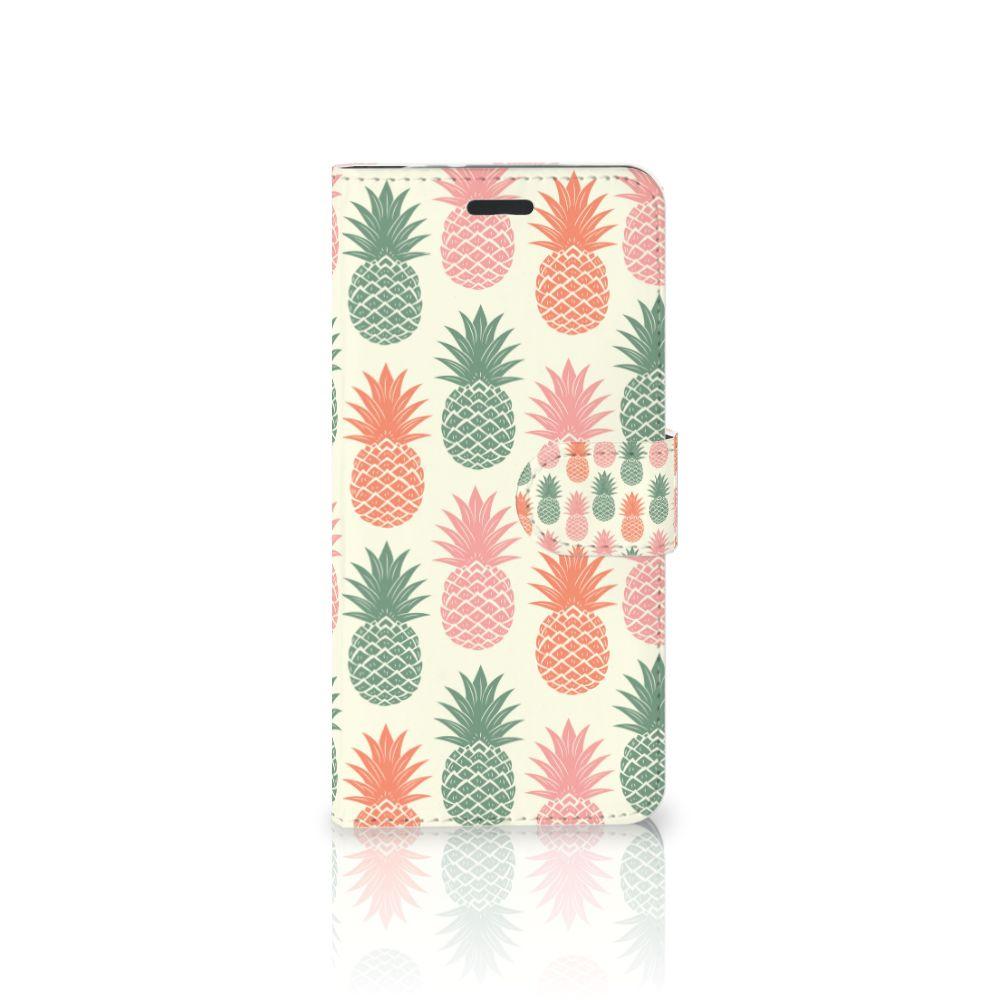 Motorola Moto Z Boekhoesje Design Ananas