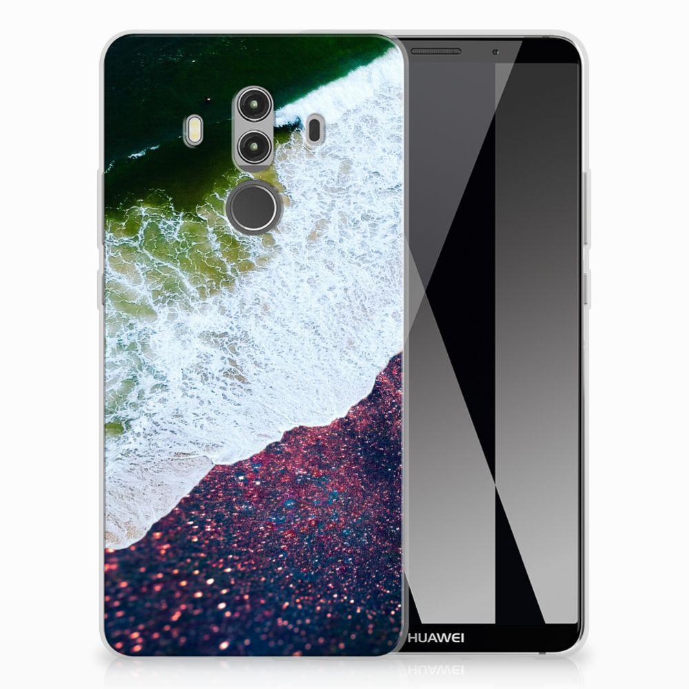 Huawei Mate 10 Pro TPU Hoesje Sea in Space