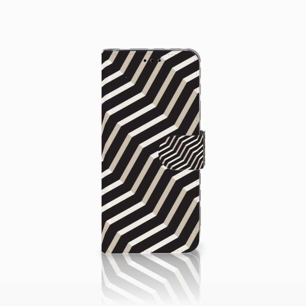 Samsung Galaxy A6 2018 Bookcase Illusion