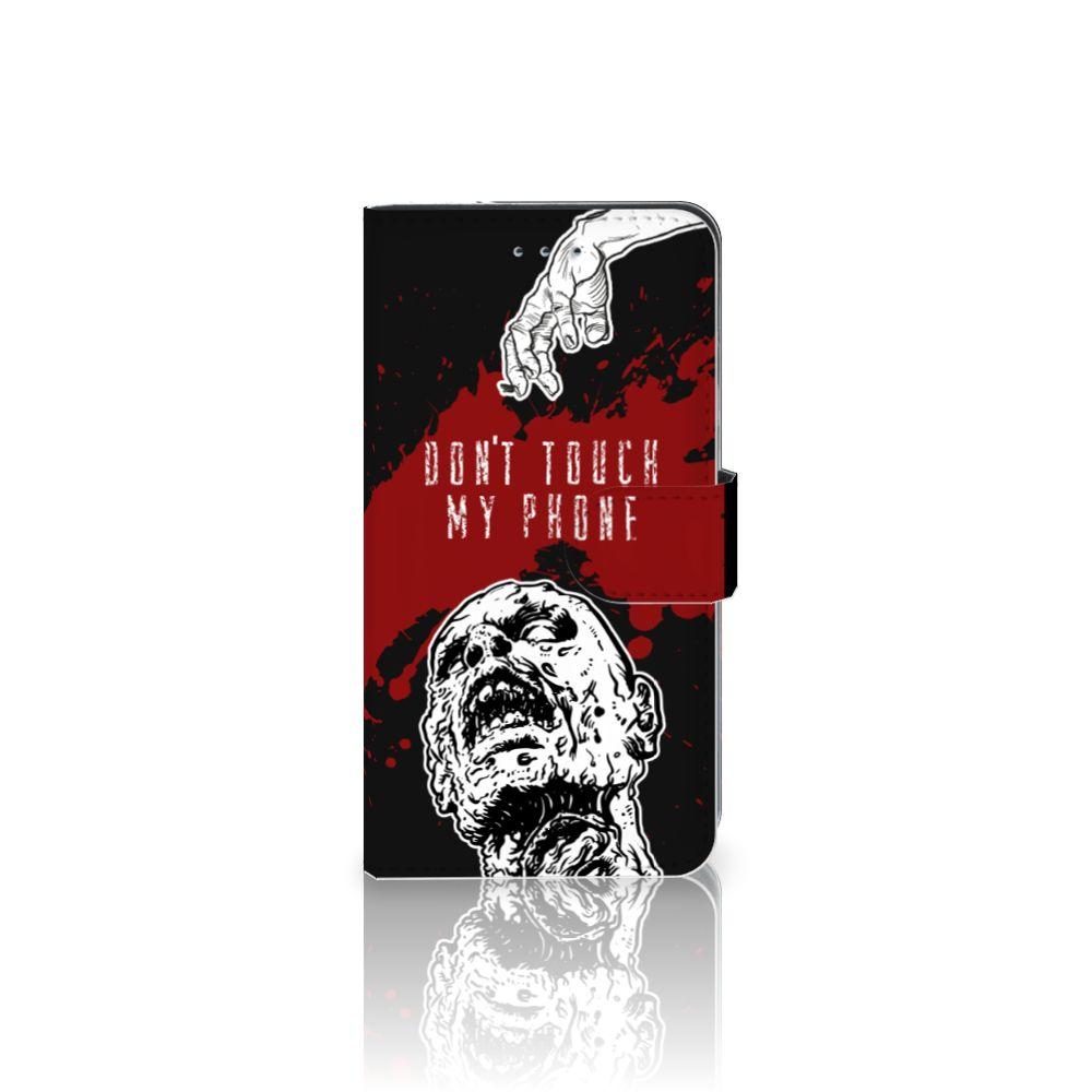 Samsung Galaxy J4 2018 Boekhoesje Design Zombie Blood