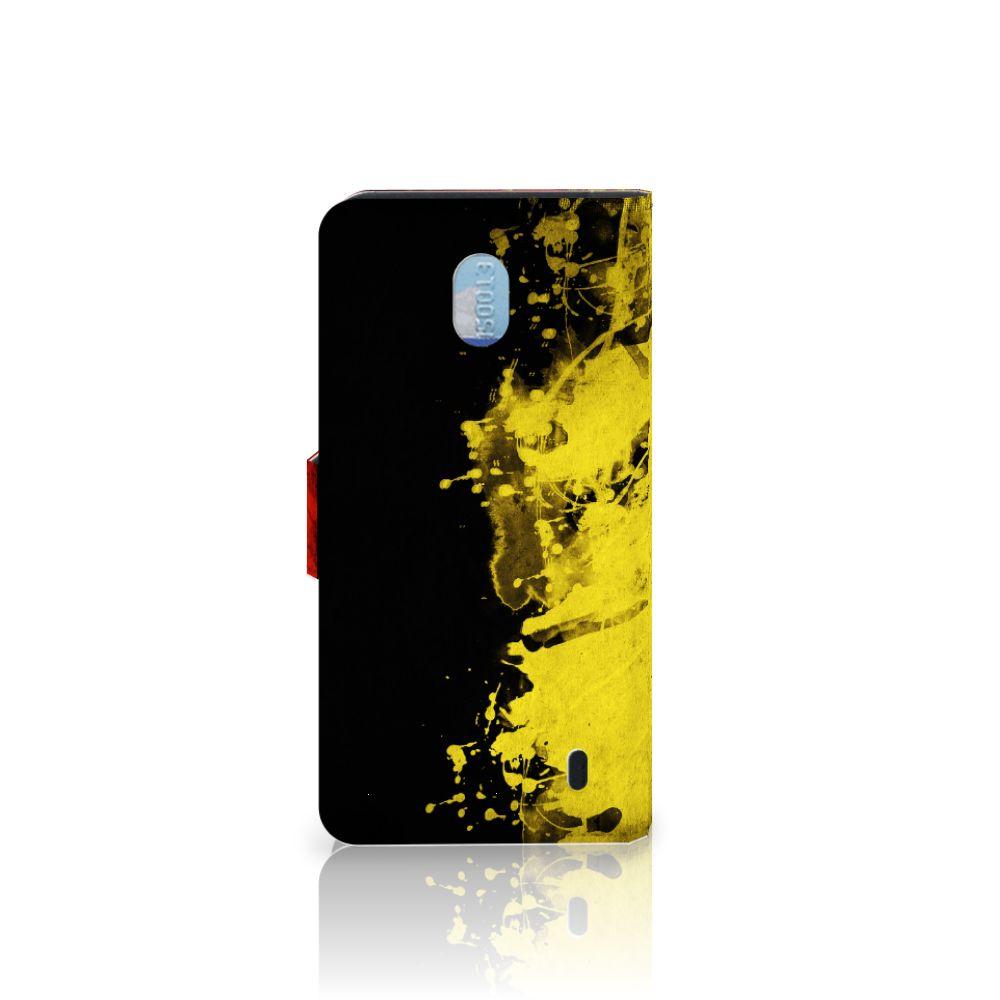 Nokia 1 Plus Bookstyle Case België