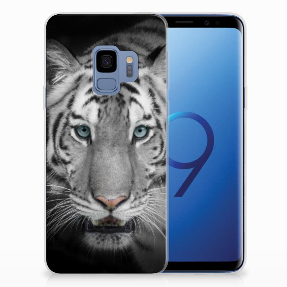 Samsung Galaxy S9 Uniek TPU Hoesje Tijger