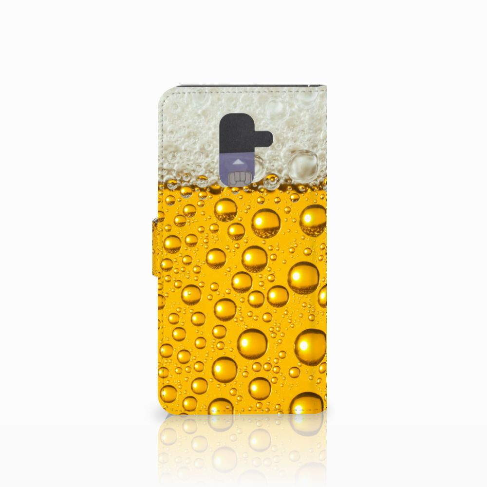 Samsung Galaxy A6 Plus 2018 Book Cover Bier