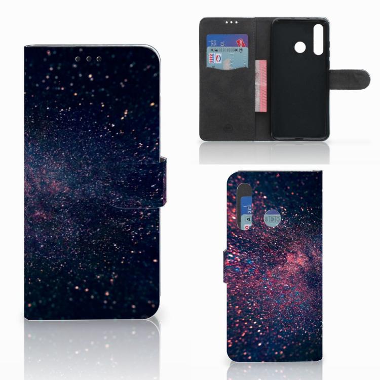 Huawei Nova 4 Bookcase Stars
