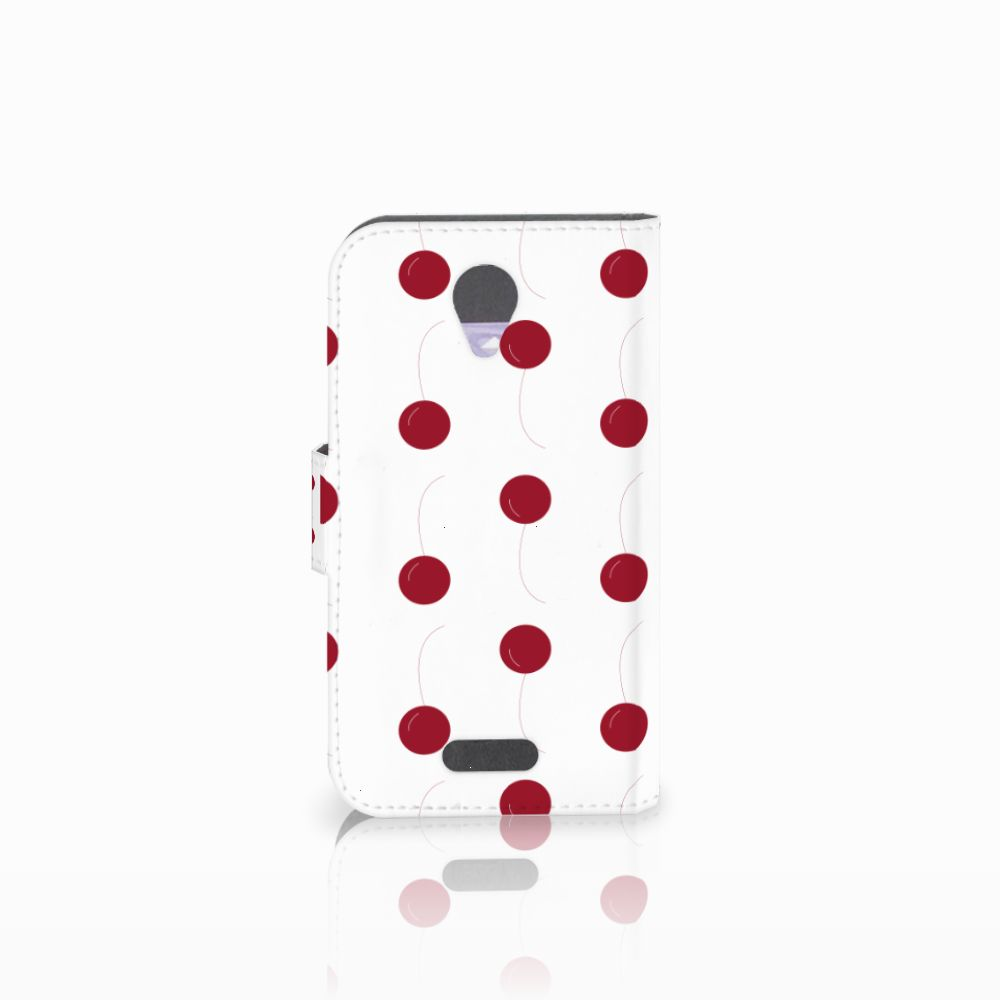 Lenovo B Book Cover Cherries