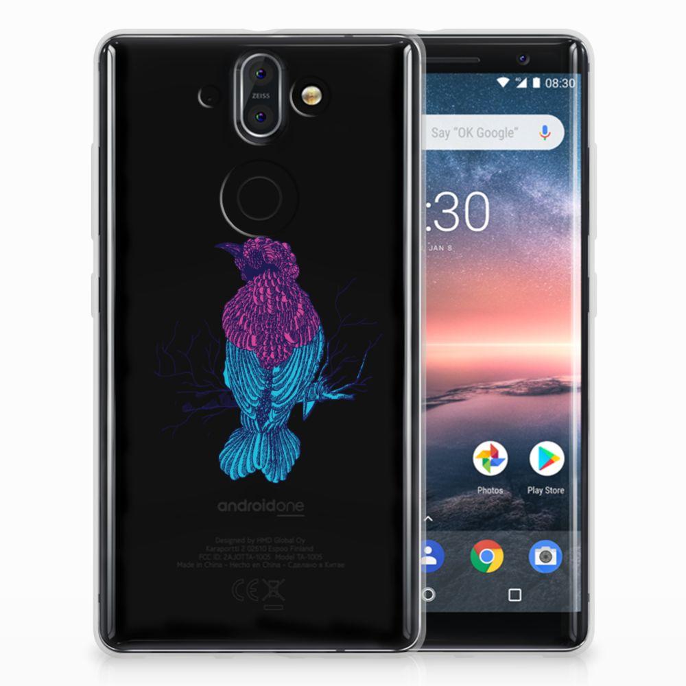 Nokia 9 | 8 Sirocco Uniek TPU Hoesje Merel