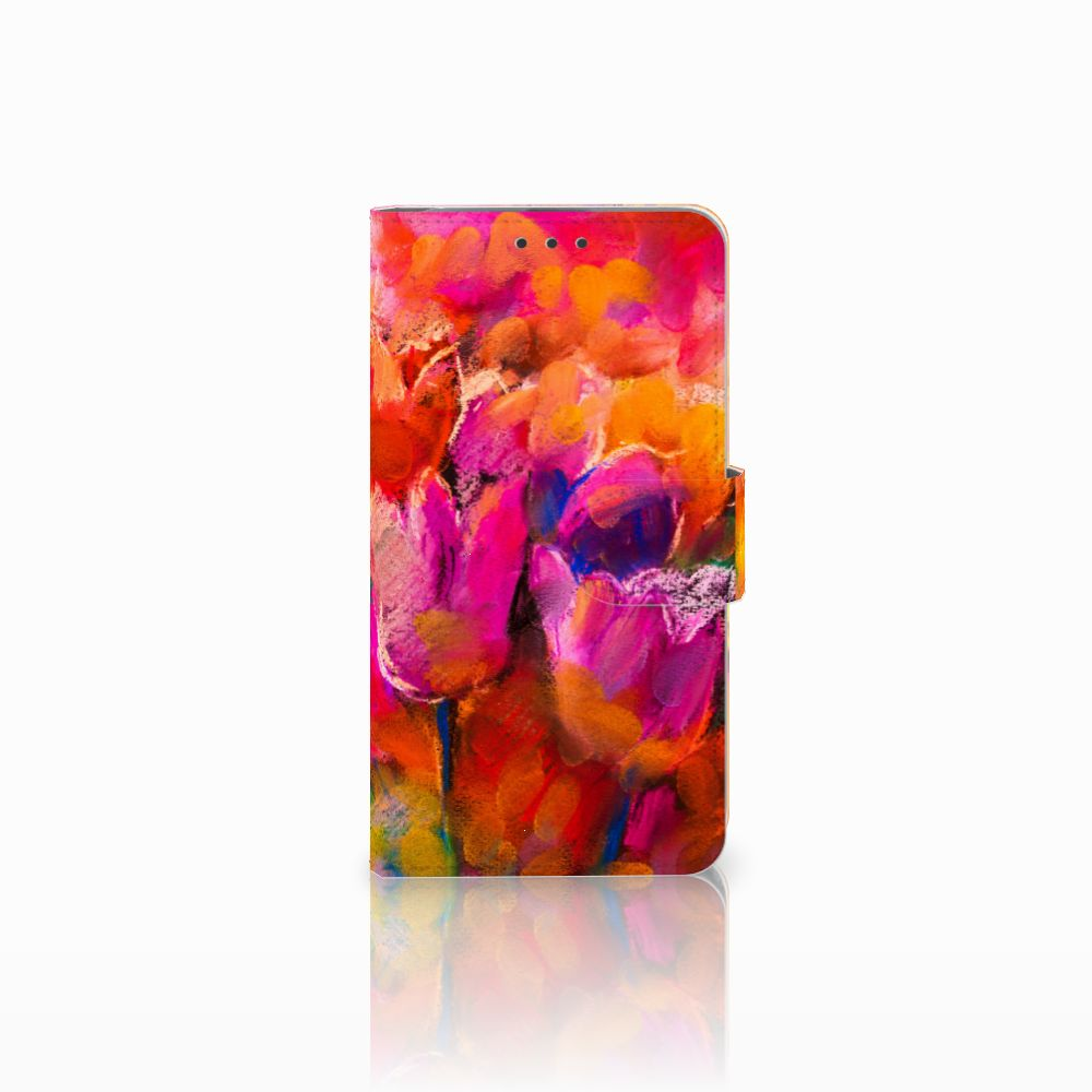 Microsoft Lumia 640 Boekhoesje Design Tulips