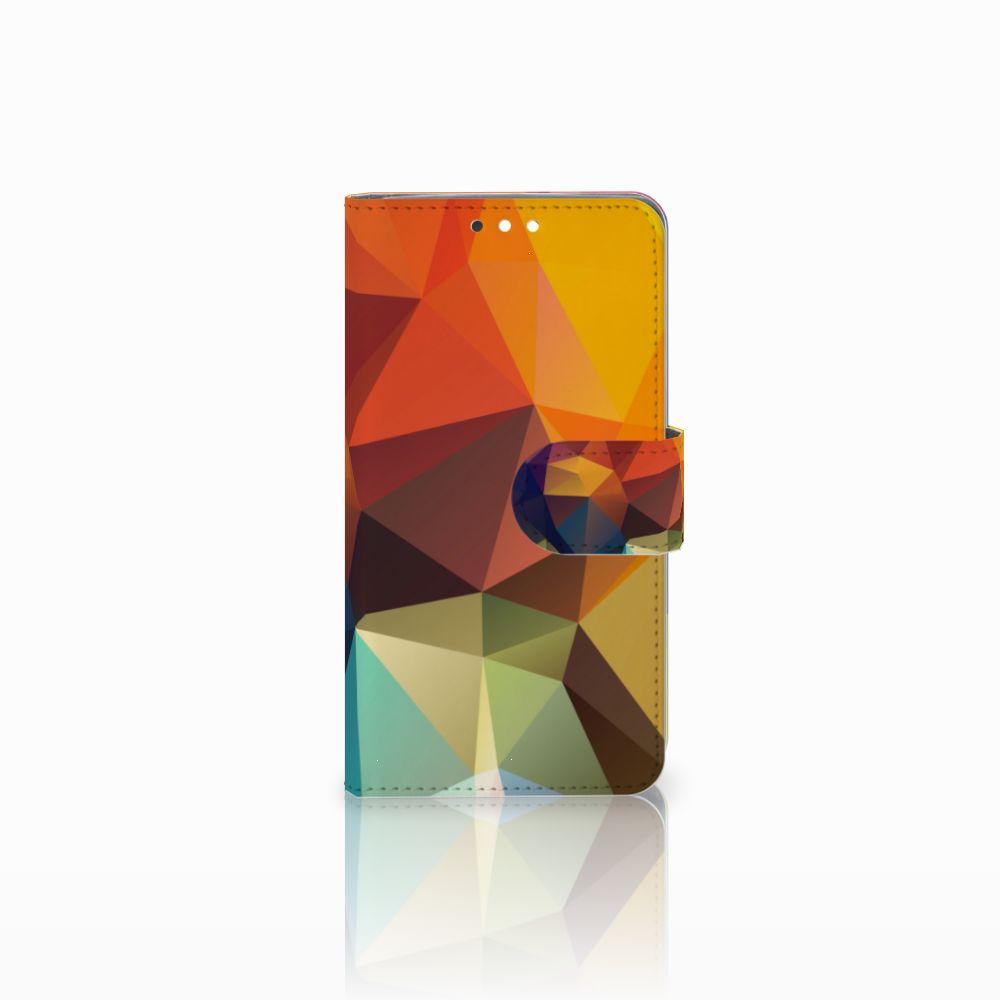 Nokia 8 Sirocco | Nokia 9 Bookcase Polygon Color