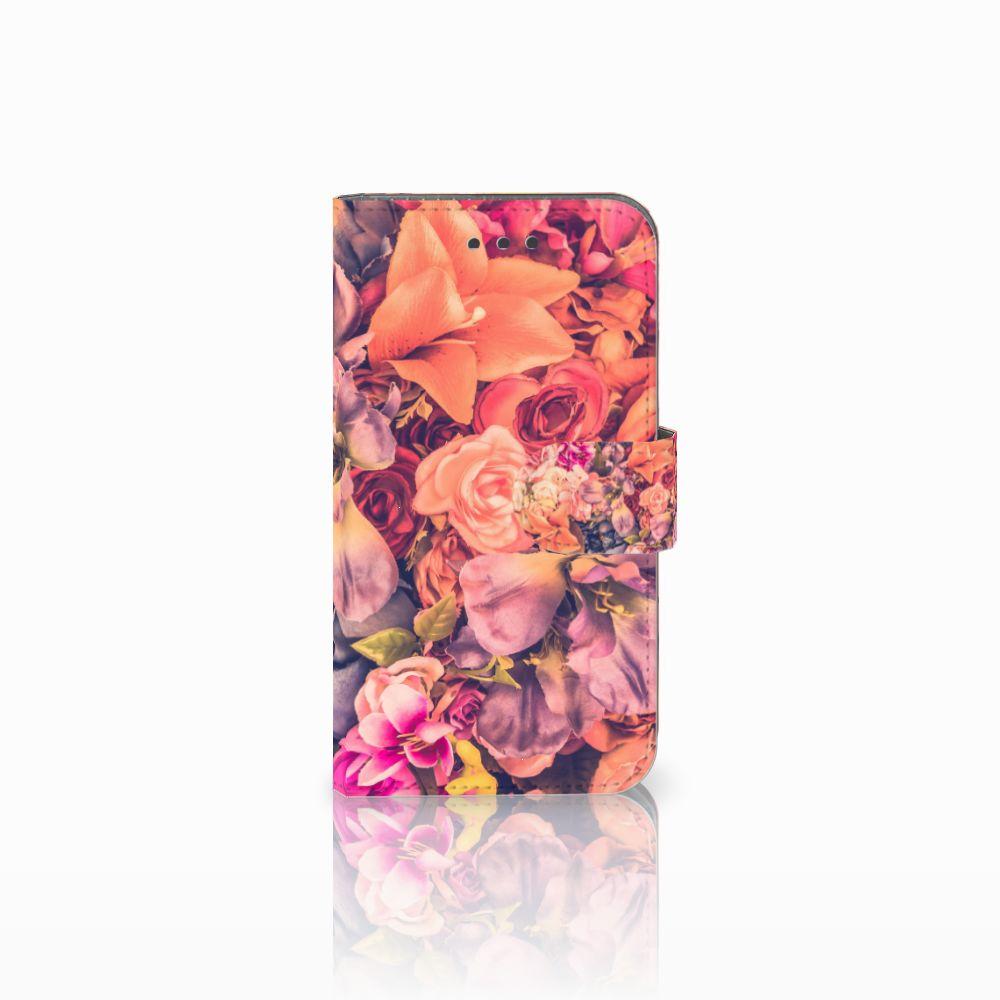 Samsung Galaxy Xcover 3 | Xcover 3 VE Boekhoesje Design Bosje Bloemen