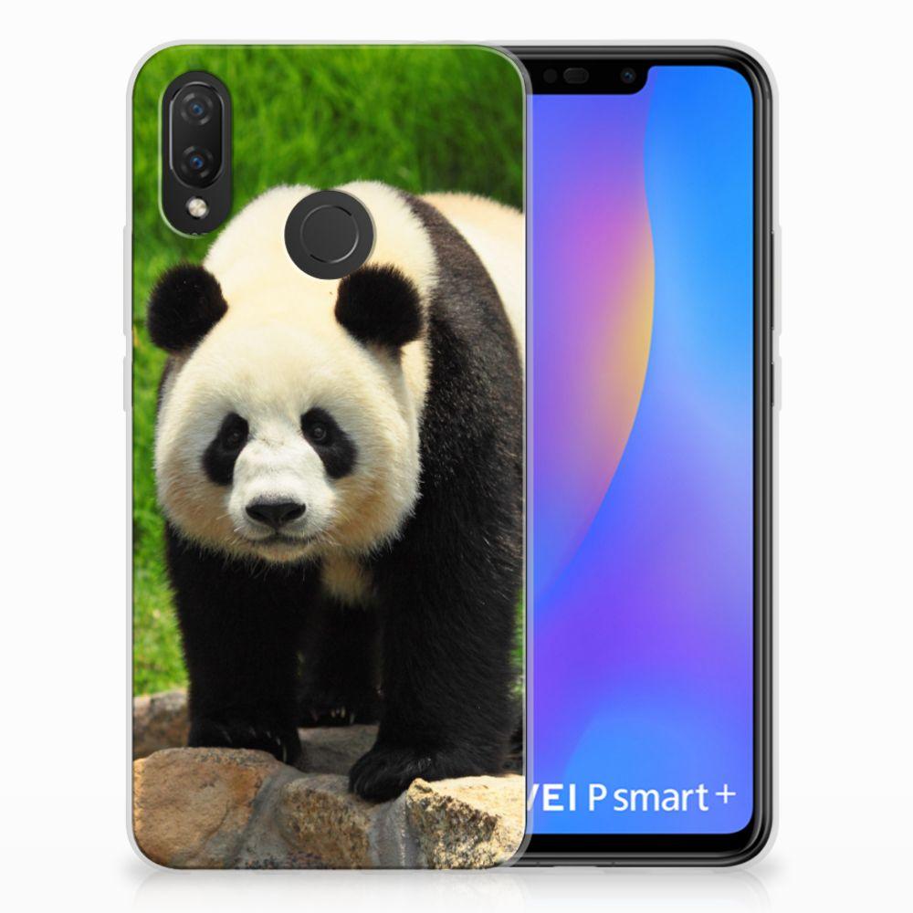 Huawei P Smart Plus TPU Hoesje Design Panda