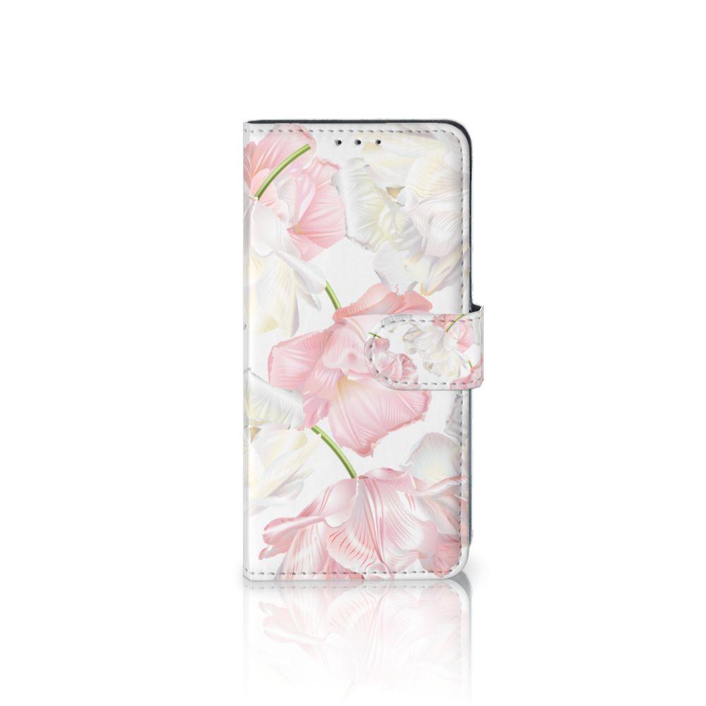 LG V40 Thinq Boekhoesje Design Lovely Flowers