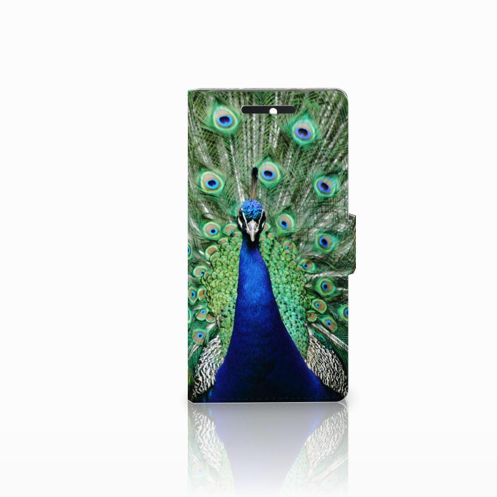 HTC Desire 628 Boekhoesje Design Pauw