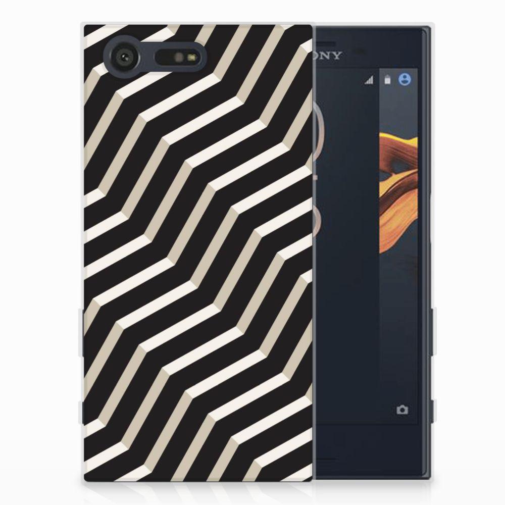 Sony Xperia X Compact TPU Hoesje Illusion