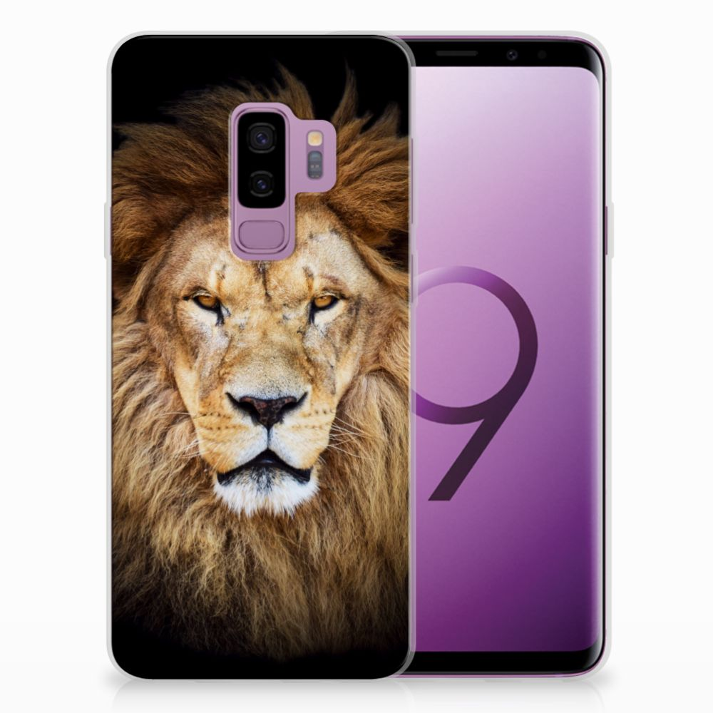 Samsung Galaxy S9 Plus TPU Hoesje Design Leeuw