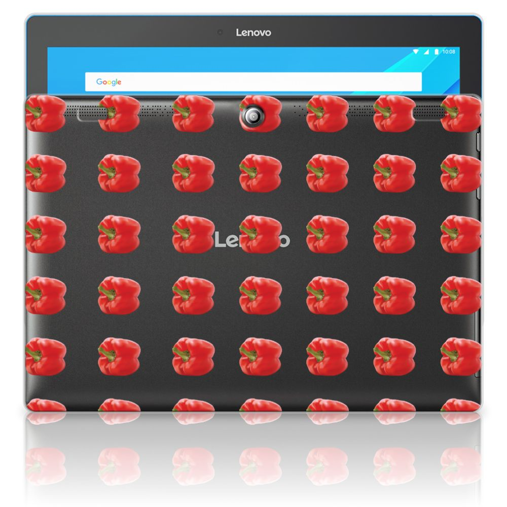 Lenovo Tab 10 | Tab 2 A10-30 Tablet Cover Paprika Red