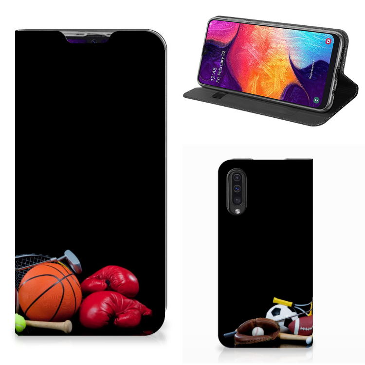 Samsung Galaxy A50 Hippe Standcase Sports