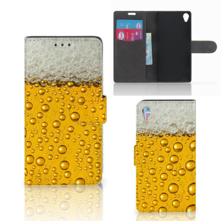 Sony Xperia Z3 Book Cover Bier
