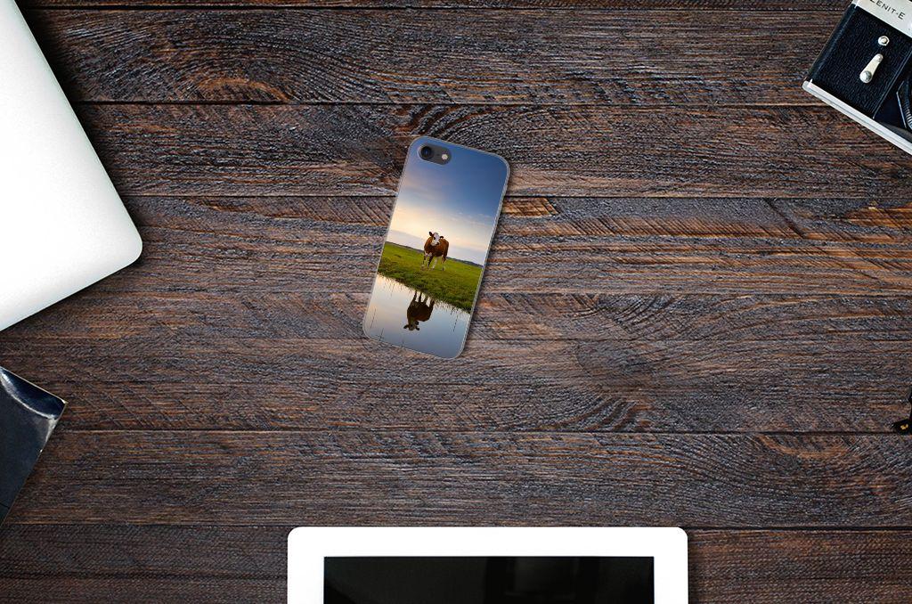 iPhone SE (2020) | 7/8 TPU Hoesje Koe