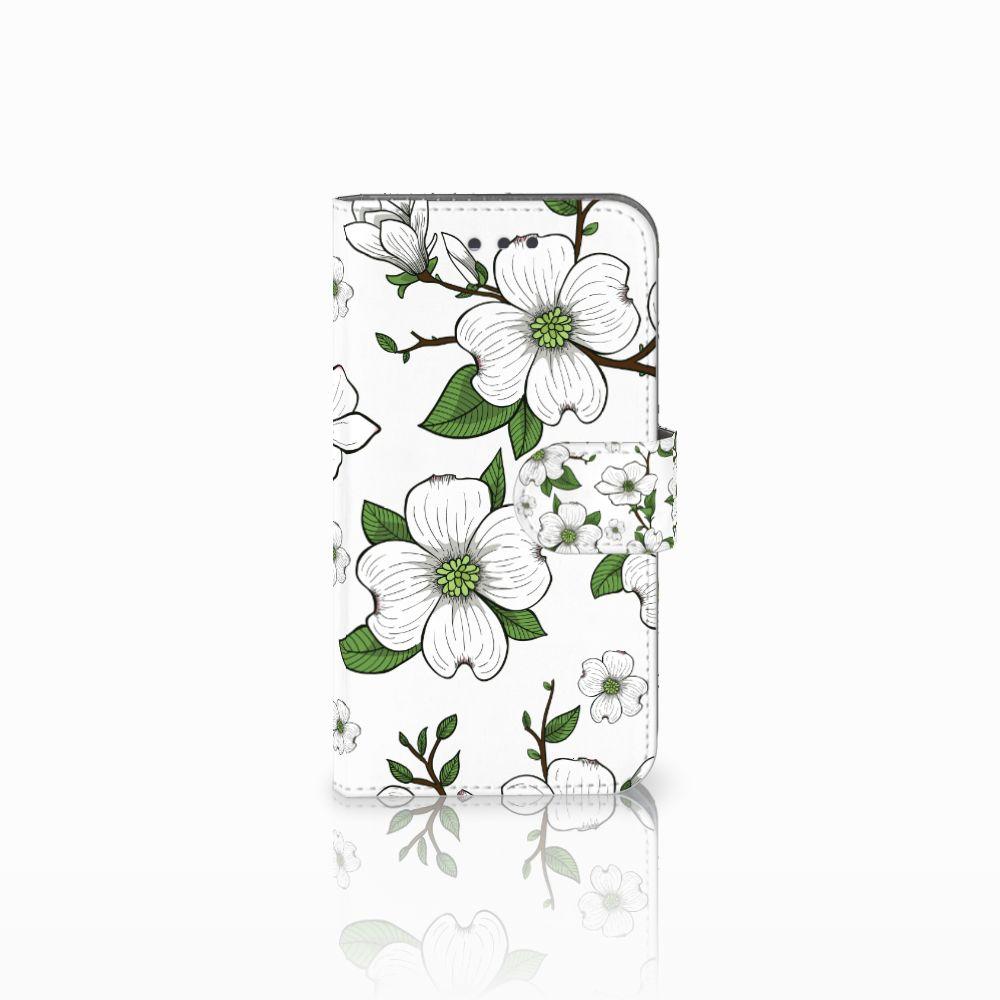 Samsung Galaxy Xcover 3 | Xcover 3 VE Boekhoesje Design Dogwood Flowers