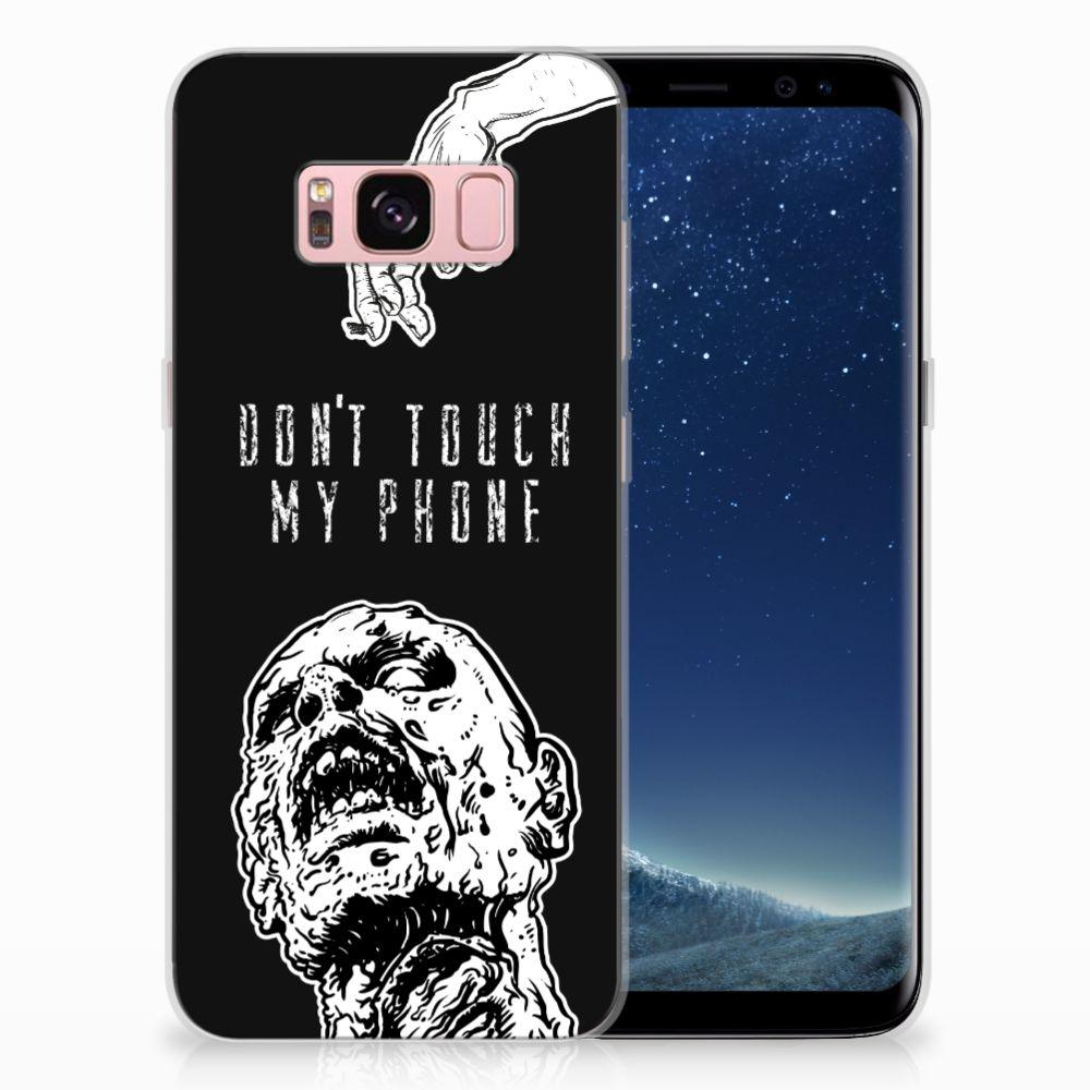 Samsung Galaxy S8 Uniek TPU Hoesje Zombie